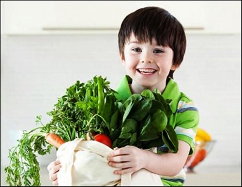 7 tuyệt chiêu giúp trẻ ăn những thức ăn tốt cho sức khỏe