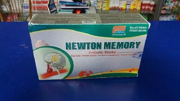 Newton Memory xua tan nỗi lo tai biến