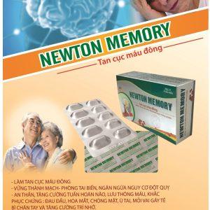 to NEWTON MEMORY